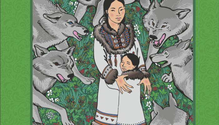 «Сказки малочисленных народов Севера», знакомство с издательством «Камчатпресс»