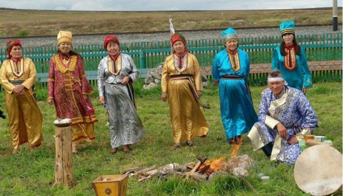Телеуты – коренной народ Сибири