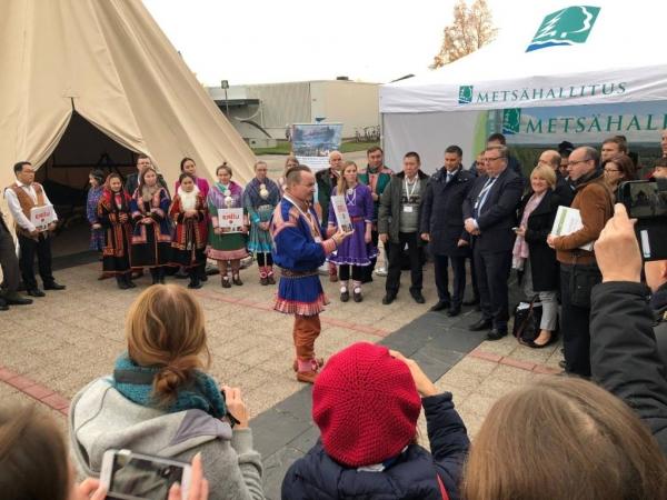 ЦС КМНС — Сохранение Арктической флоры и фауны невозможно без использования традиционных знаний коренных народов