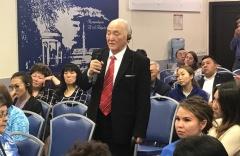 """Иван Атласов: """"Нужно мотивировать молодежь говорить на родных языках, а не изучать выживших из ума старух…"""""""