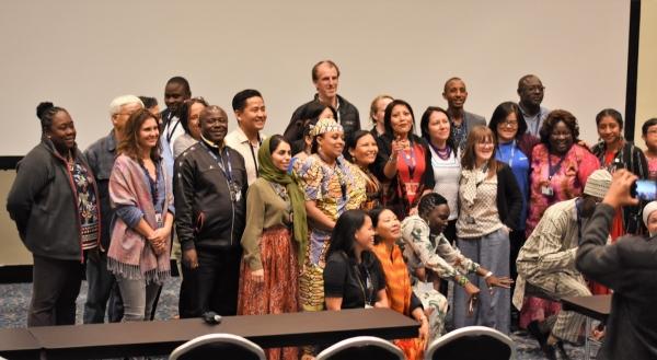 ЦС КМНС – Международный форум женщин по биоразнообразию (IWBN)
