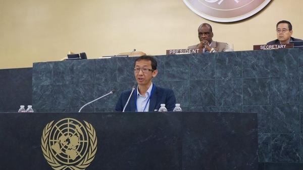 ЦС КМНС – Родион Суляндзига избран в Экспертный механизм ООН по правам коренных народов