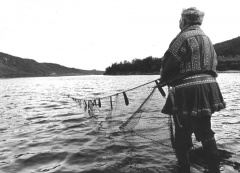 Саамы Кольского полуострова делают заявки на большее количество рыбы, чем вылавливают