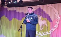 Григорий Ледков поздравил оленеводов Тазовского района