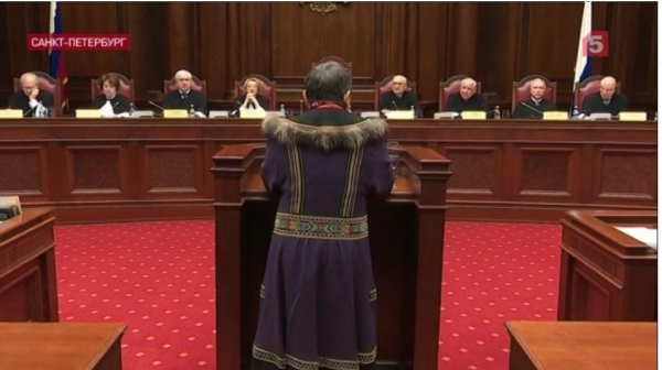 ЦС КМНС – Геннадий Щукин: Я постарался рассказать в суде проблемы всех малочисленных народов Севера, Сибири и Дальнего Востока