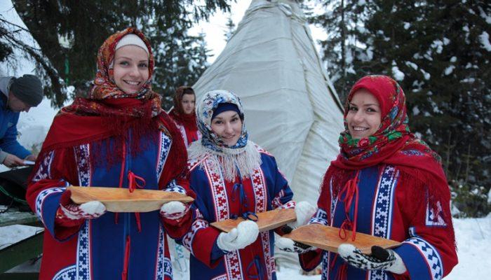 В Югре проходит первый этап фестиваля-конкурса  «Россия: этнический комфорт»