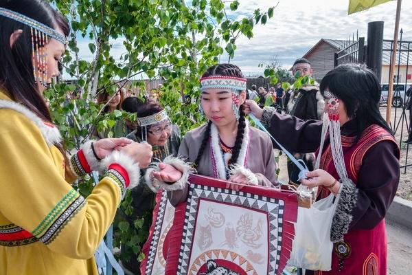 ЦС КМНС – Эвенкийский праздник «Больдёр» отметят в Бурятии
