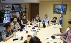 В столицу прибыли участники ежегодной программы ООН для коренных народов