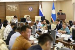 Состоялось заседание Ассамблеи депутатов – представителей малочисленных народов Севера при Ил Тумэне