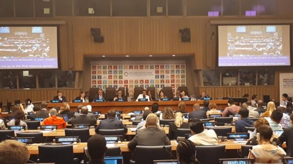 ЦС КМНС – В ООН проходит Политический форум высокого уровня по устойчивому развитию
