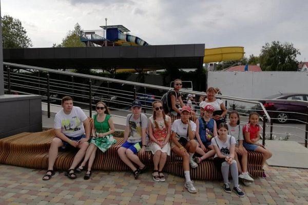 ЦС КМНС – Таймырские дети участвуют в первой артистической смене в Анапе