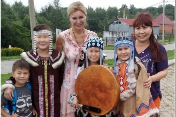 ЦС КМНС – Юные эвенкийские артисты из Амурской области снялись в клипе Вики Цыгановой