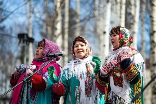 Продолжается прием заявок для участия в окружном интернет-конкурсе «Югорская фольклориада»