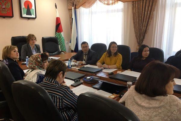 14 ноября в Нефтеюганске состоялось заседание Совета представителей коренных малочисленных народов Севера при Главе Нефтеюганского района