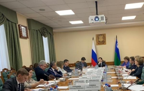 В Югре обсудили реализацию проекта «IT-стойбище»