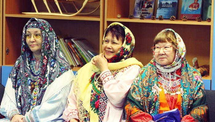В Окружном Доме народного творчества г. Ханты-Мансийска прошёл цикл мероприятий Окружной школы Медвежьих игрищ