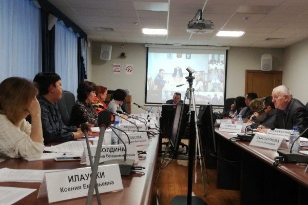 29 ноября состоялось заседание Научно-координационного совета по вопросам сохранения родного языка и традиционной культуры коренных малочисленных народов Севера Ханты-Мансийского автономного округа – Югры