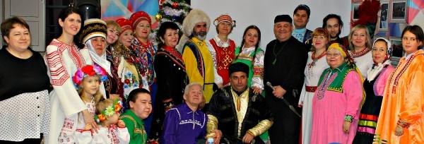 В Новый год с традициями предков!