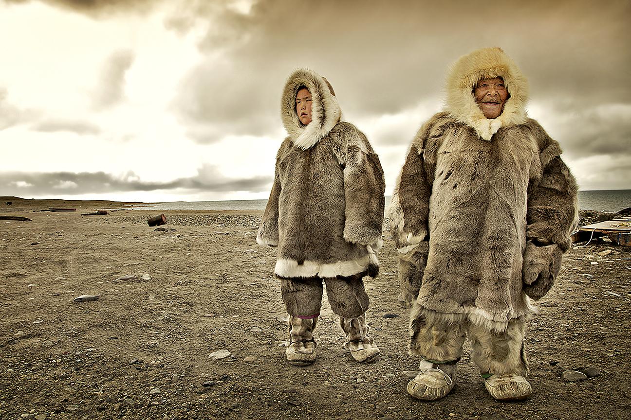 все об эскимосах в картинках графические изображения