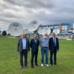 Телемедицина в чуме. Руководители компании «Газпром Космические Системы» и Фонда «Арктика» обсудили обеспечение постоянного доступа в Интернет кочевников-оленеводов