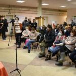 The first videos of the dialogue between aborigines and corporations in Taimyr are published