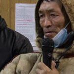 Появились первые видео диалога правозащитников, селян и корпорации в Тухардской тундре