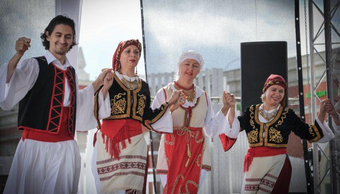 Принимаются заявки на участие в Фестивале культурных традиций народов России — 2018