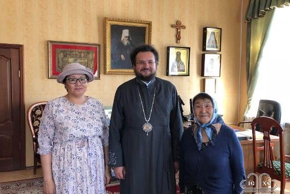 ЦС КМНС — В Якутии переведут православный молитвослов на юкагирский язык