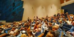 Делегация Ассоциации начинает работу на Международном форуме в Рованиеми (Финляндия)